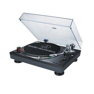 7. Audio Technica AT-LP120BK Professional Record Player
