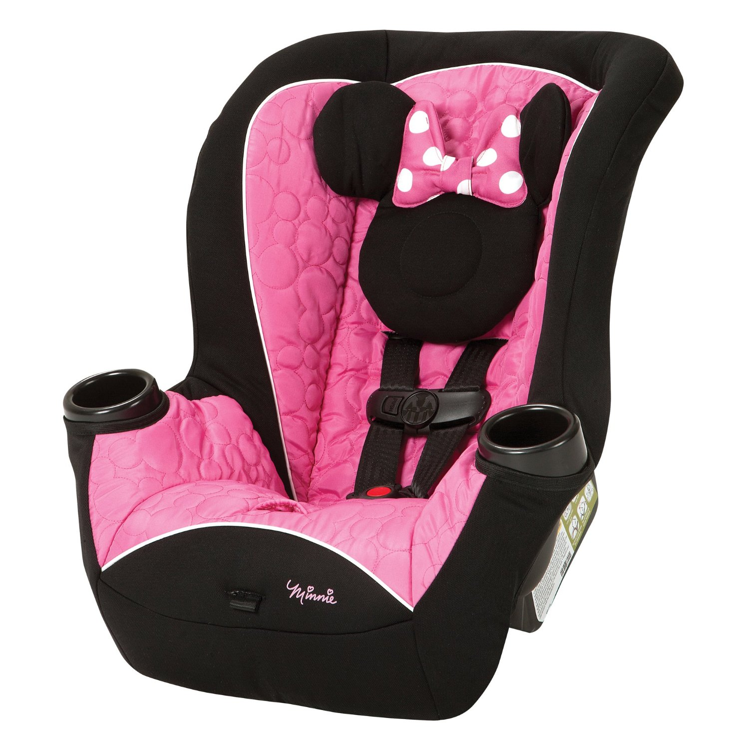 #7. Disney APT Convertible Car seat