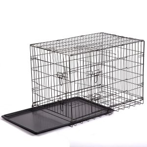 7. New Extra Large Folding Pet Dog Cat Crate