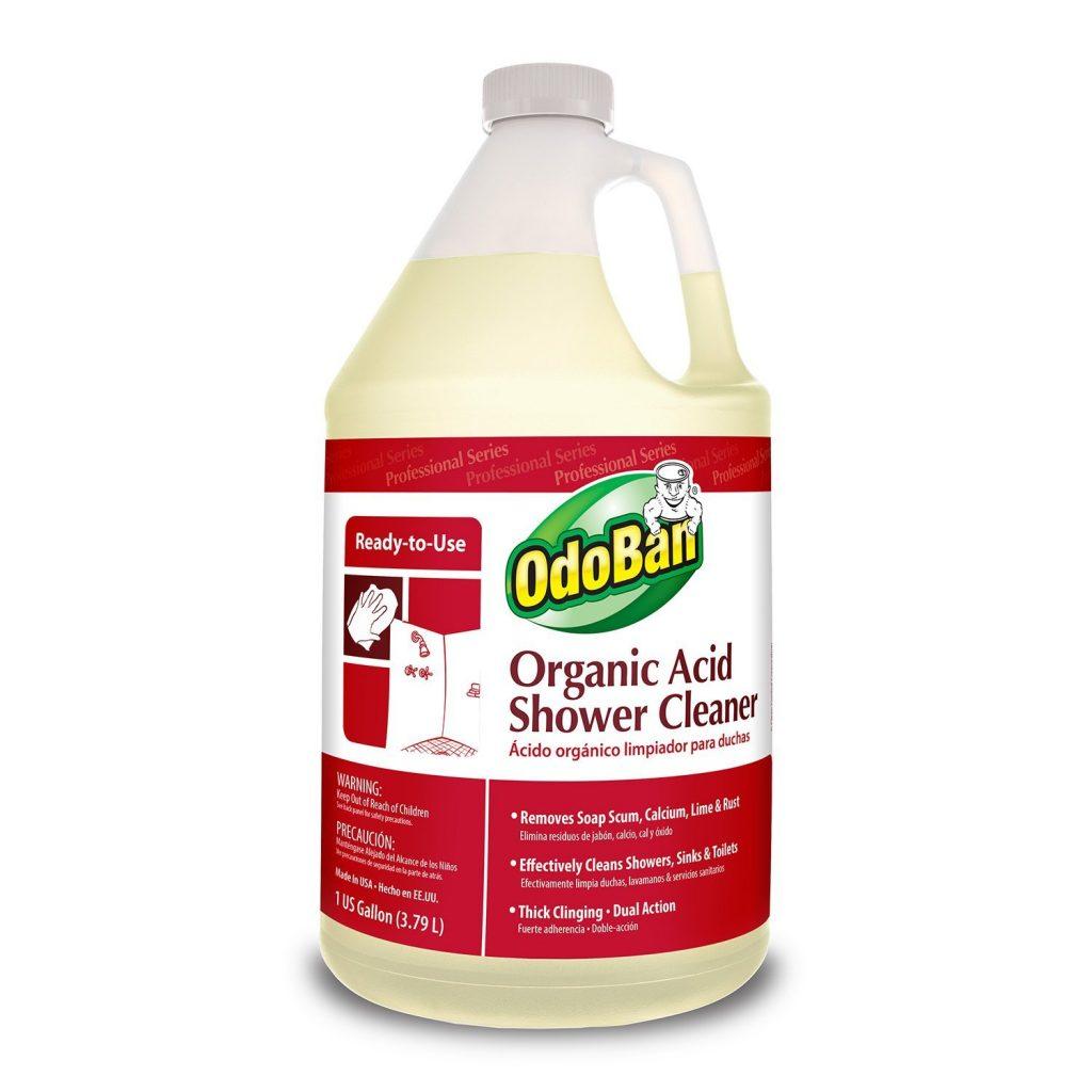 7. OdoBan 935362-G4 RTU Organic Acid Shower Cleaner