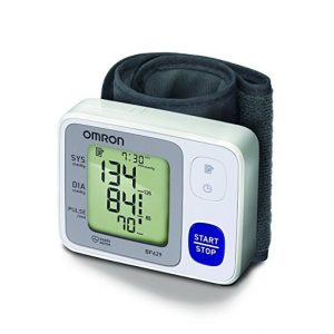 #7. Omron 3 Series (Model BP629)Wrist Blood Pressure Monitor