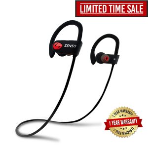 # 7. SENSO Bluetooth Headphones