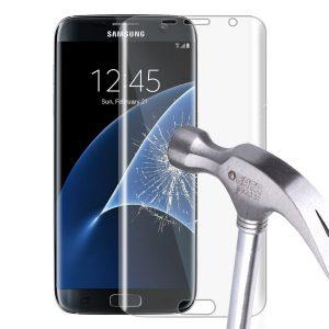 7.Vancle Samsung Galaxy S7 Edge Screen Protector