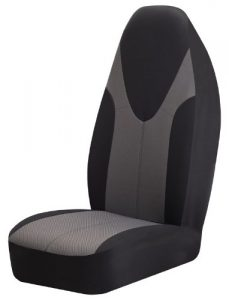 8. Auto Expression Braxton Universal Bucket Seat Cover