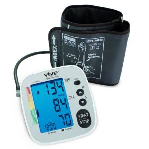 #8. Blood pressure monitor by Vive Precision
