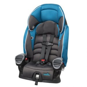 #8. Evenflo Maestro Booster Car Seat