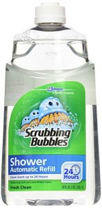 #8. Scrubbing Bubbles Automatic Shower Cleaner