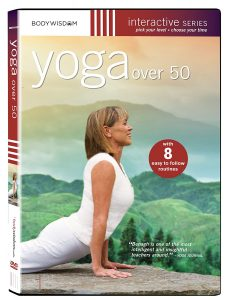#8. Yoga Over 50 – 8 Routines