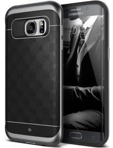 9. Caseology Parallax Series Galaxy S7 Edge Case