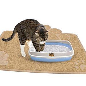 9. Cat Litter Mat