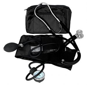 #9. Dixie Ems Blood Pressure and Sprague Stethoscope Kit