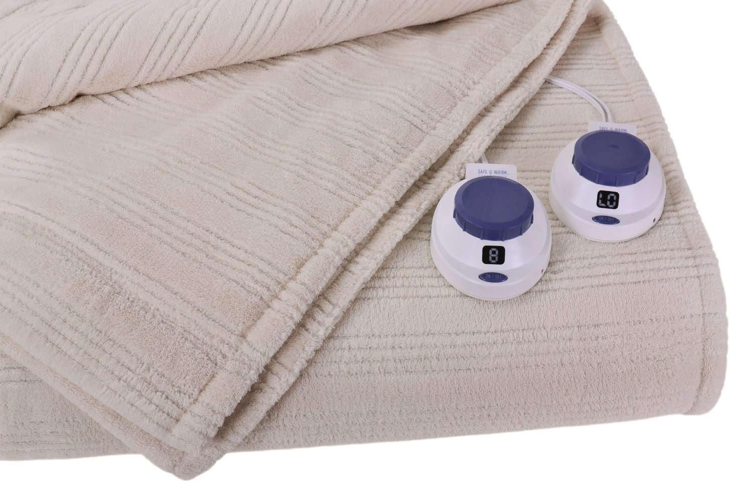 9. Dreamland Intelliheat Blanket