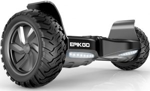 #9. EPIKGO Self Balancing Scooter Hoverboard