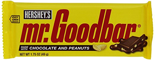 Genial GOODBAR Chocolate Bar Pack Of 36