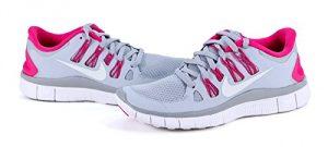 #9. Nike Women's Free 5.0 Running Shoe