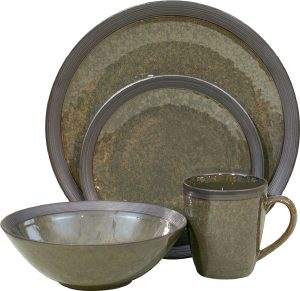 Sango 16 Piece Omega Dinnerware Set Olive  sc 1 st  Top Best Product Review Top Best Product Review & Top 10 Best Dinnerware Sets Reviews