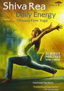 #9. Shiva Rea; Daily Energy