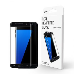 9.Galaxy S7 Edge Screen Protector GPEL Accessory Glass by Corning