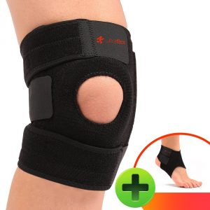 8. Ultra-Flex Athletics Best Knee Brace Support