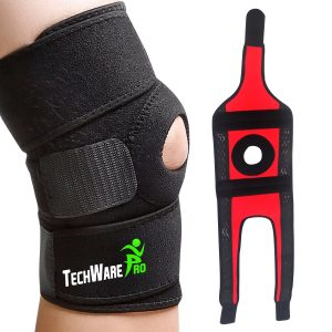 9. TechWare Pro Knee Brace Support