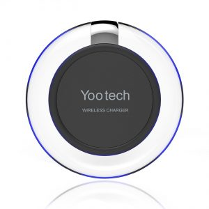 9. Yootech Qi Wireless charging pad for Samsung Galaxy