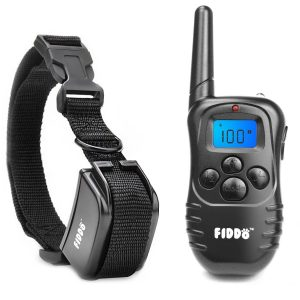 9. Fiddo Electric Dog Collar 330