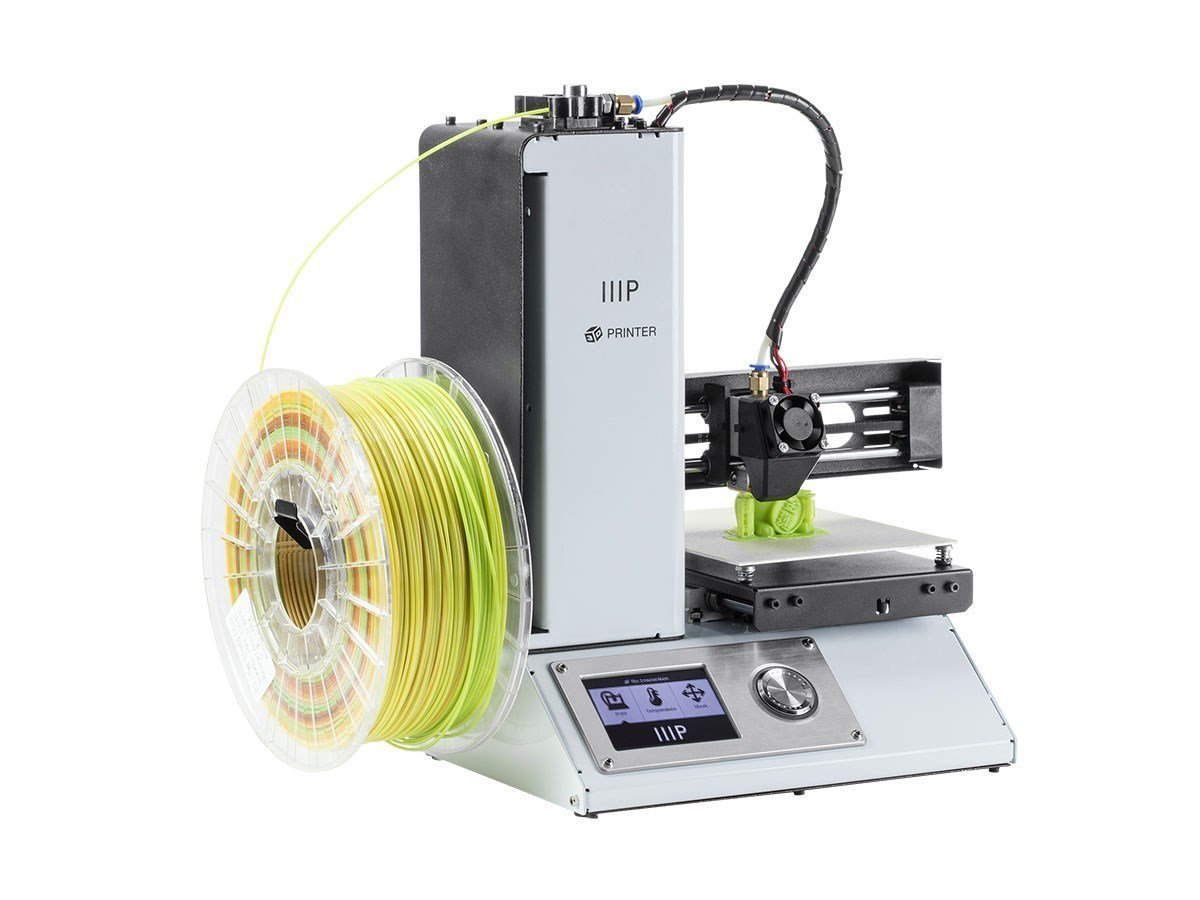 1. Monoprice 115365 Select Mini 3D Printer
