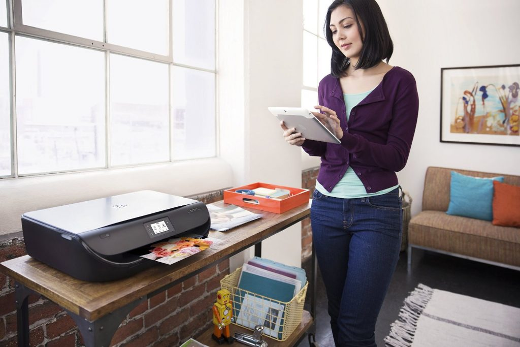 1. HP Envy 4520 Wireless Printer for Mac