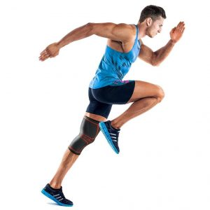 1. Ultra-Flex Athletics Knee Compression Sleeve Support for Running