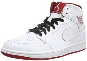 1. Nike Jordan Men's Air Jordan 1 Basketball Shoe