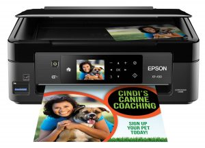 10. Epson Expression Home XP-430 Wireless Photo Printer