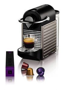 10. Nespresso Pixie Espresso Maker