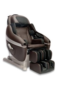 10. Inada Sogno Dreamwave Massage Chair- Drak Brown