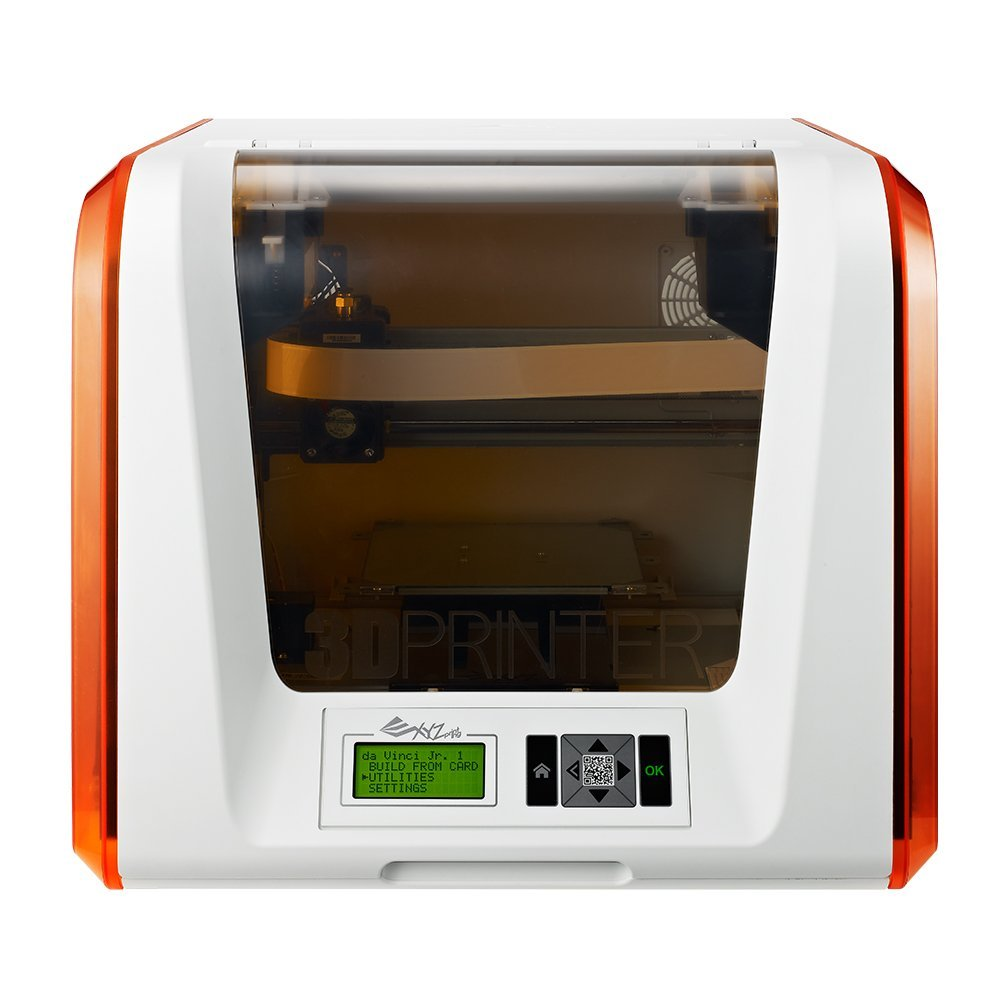 10. XYZprinting da Vinci Jr. 1.0 3D Printer