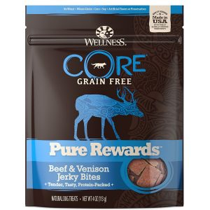 10. Wellness CORE Pure Rewards Dog Treats