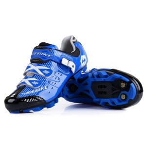 10.KUKOME Women Mountain Bike Road Cycling Shoes