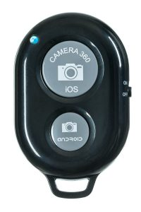 10. UFCIT Bluetooth Wireless Shutter Remote Control