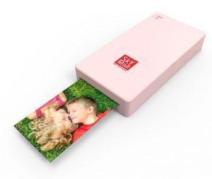 10. SkyMall Mobile Photo Printer
