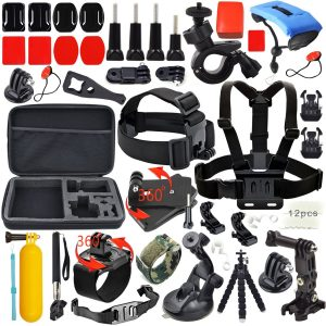 10. Erligpowht Common Outdoor Sports Kits for GoPro Hero