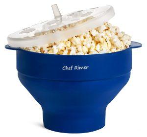 Chef Rimer Microwave Popcorn Popper Sturdy