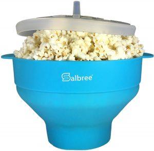2. Salbree Microwave Popcorn Popper