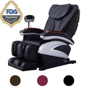 2. Electric full body massage chair