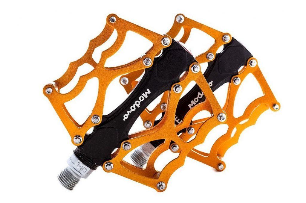 2. Modovo Aluminium Alloy MTB Pedals