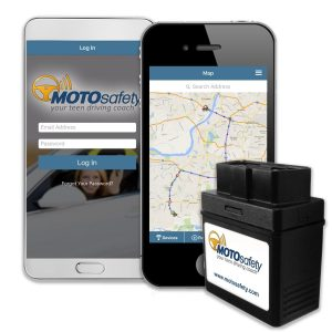2. MOTOsafety MPVAS1 GPS Tracker