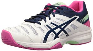 2. ASICS Women's GEL-Resolution 6 Tennis Sh