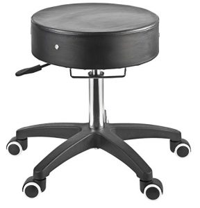 3) Master Massage Deluxe Glider Rolling Stool