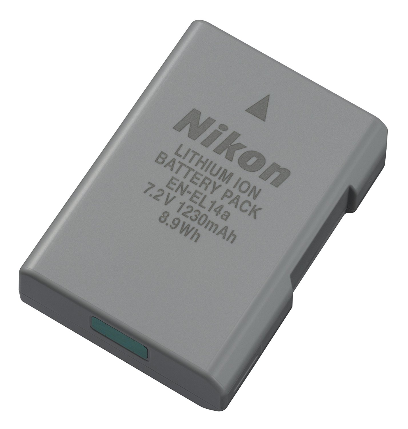 3. Nikon 27126 EN-EL 14A Rechargeable Li-Ion Battery