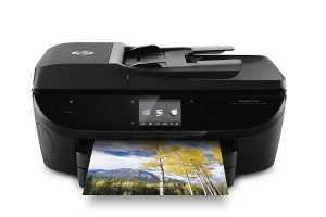 4. HP Envy 7640 Wireless All-In-One Photo Printer