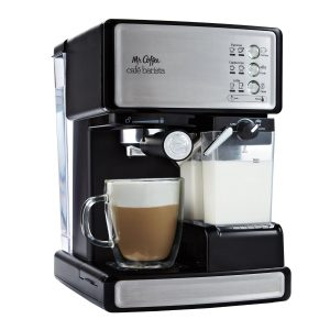 4. ECMP1000 Mr.Coffee Café Barista Premium Espresso Machine