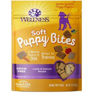 4. Wellness Puppy Bites Treats